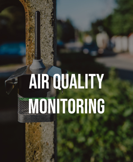 Smart Air Quality Monitoring